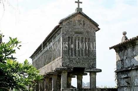 Pontevedra. Pazo histórico en venta. Propiedades singulares en Galicia.
