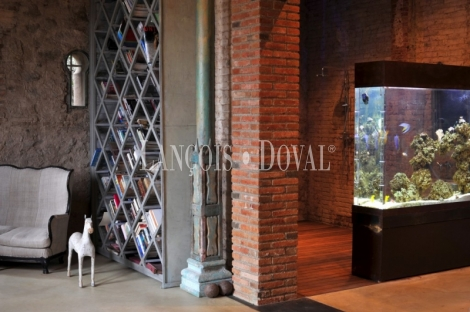 Palacete en venta. Barcelona. Vallvidrera.  Propiedades de lujo y singulares.