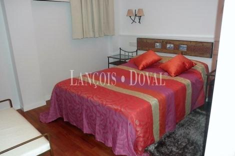 Sigüenza. Hotel con encanto en venta. La Alcarria. Turismo rural en Guadalajara.