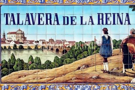 Talavera de la reina casa en venta antiguo convento for Muebles talavera de la reina