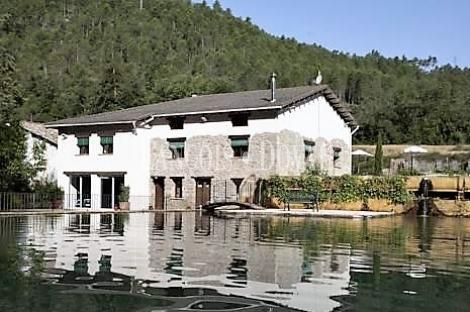 La Baronia de Rialb. Hotel rural en alquiler.