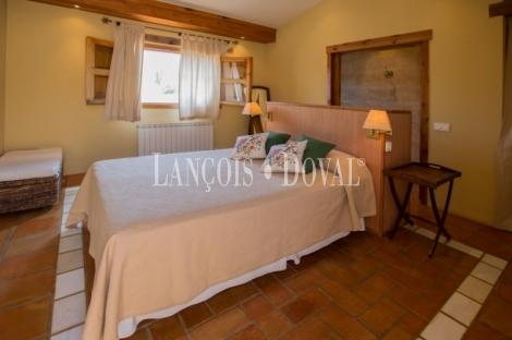 Hotel rural en venta. Parque nacional Cabañeros. Alcoba. Ciudad Real.