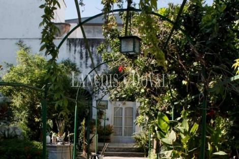 Casa señorial en venta. Puerto Real. Cádiz. Edificio histórico interés cultural.