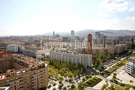Piso de diseño en alquiler para rodajes y publicidad. Barcelona.
