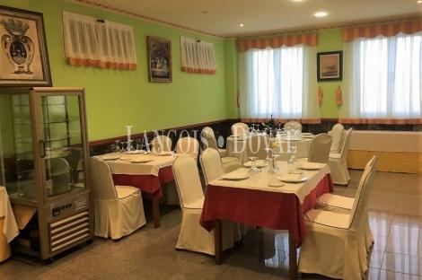 Hotel restaurante en venta. Valladolid. Siete Iglesias de Trabancos.
