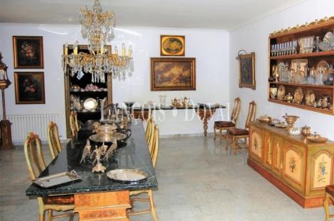 Jaén. Casa Palacio en venta. La Carolina. Posibilidad hotel con encanto.