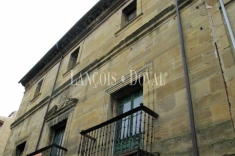 La Rioja Palacio En Venta Santo Domingo De La Calzada Ideal