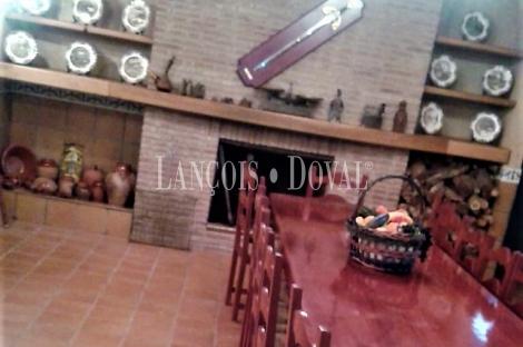 Lardero. Chalet en venta. Logroño propiedades de lujo. La Rioja.