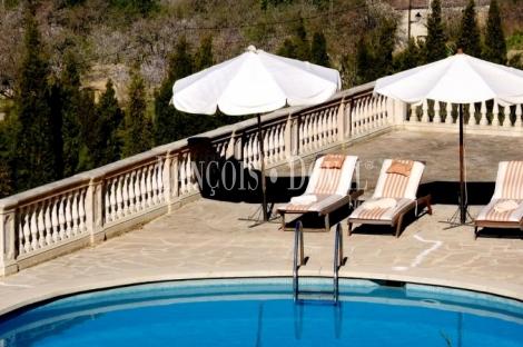 Mallorca. Hotel con encanto en venta. Restaurante y Spa. Randa. Algaida.