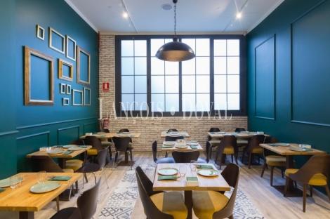 Sant Cugat. Traspaso restaurante zona peatonal junto ayuntamiento y centro comercial.