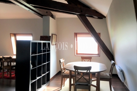 Castillo de Escos. Pirineos Atlánticos. Loft en venta.