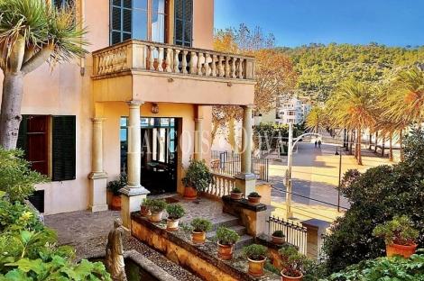 Sóller. Casa señorial en venta. Mallorca propiedades exclusivas.