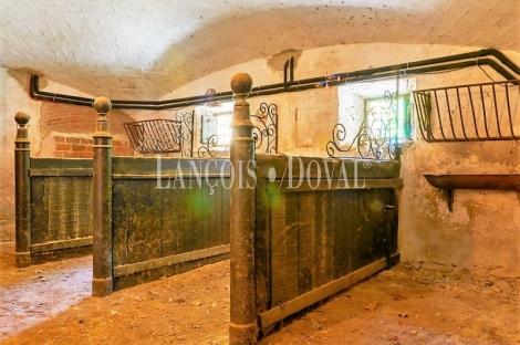 Girona. Palacio en venta. Salt. Ideal finca eventos y hotel.