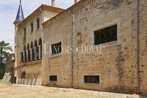 Finca para eventos y celebraciones en venta. Girona. Salt.