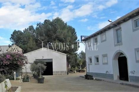 Murcia. Casa señorial en venta. Librilla. Ideal restaurante y eventos.