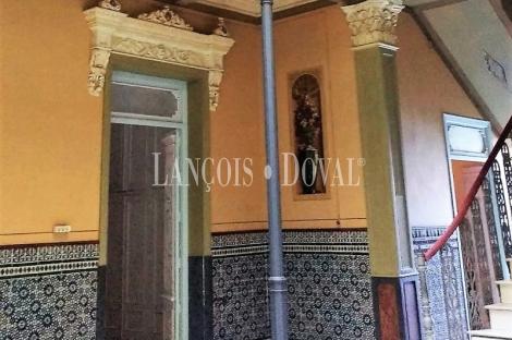Badajoz. Casa señorial en venta. Campanario. Comarca de La Serena.
