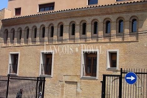 Caspe. Zaragoza. Palacio en venta. Ideal hotel o pisos turísticos.