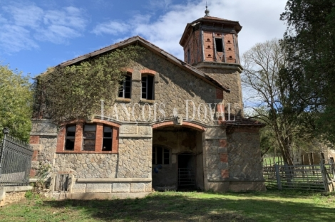 Asturias. Palacio en venta.