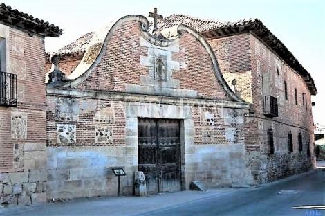 Monasterio del siglo XVII conocido como La Cartuja de Talamanca.