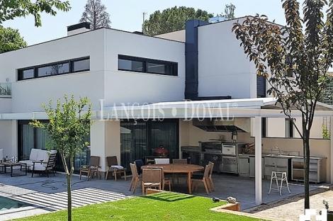 Maresme. Casas modulares y sostenibles. Barcelona