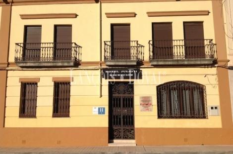 Trujillo. Hotel con encanto en venta. Cáceres.