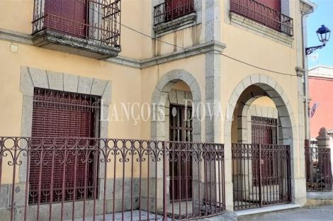 Salamanca. Gran casa señorial en venta. Fuentes de Béjar.