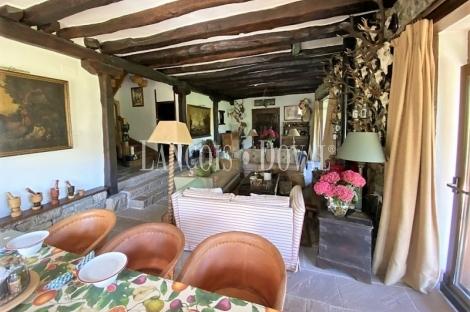 Cantabria. Casa rústica en venta. Liébana. Pesaguero.