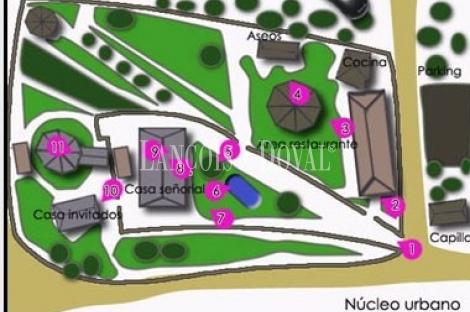 Provincia Toledo. Finca en venta ideal bodas y eventos