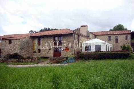Hotel en venta Irixoa (A Coruña)