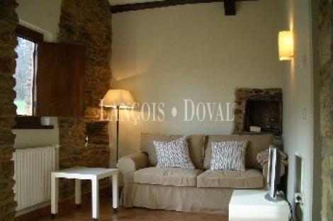 A Coruña. Complejo turismo rural en venta