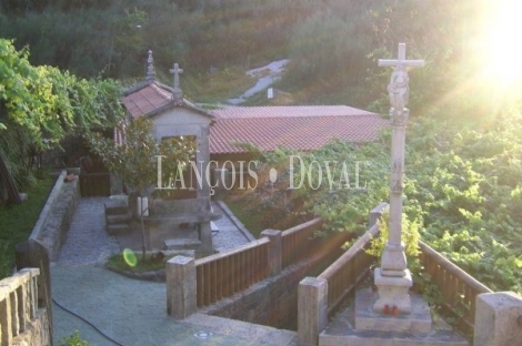 Pontevedra Hotel rural en venta