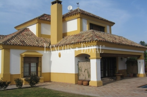 Guadalmina Alta. San Pedro Alcántara. Marbella Chalet en venta