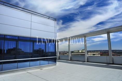 Edificio industrial y oficinas en venta o alquiler madrid for Oficinas de renfe en madrid