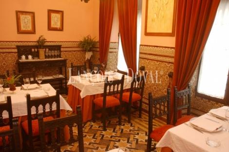 Montilla (Córdoba) Casa Señorial y restaurante en venta