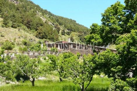 Sierra Nevada Hotel rural en venta