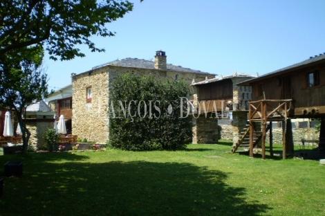 Castropol. Asturias Casona rural en venta