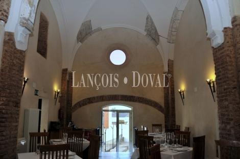 Jerez de Los Caballeros. Badajoz Hotel restaurante en venta