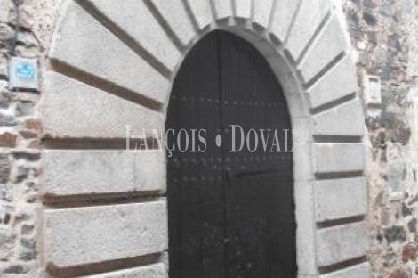 Cáceres. Casco Histórico Casa Palacio en venta