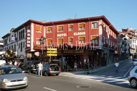 Cangas de Onis. Asturias Hotel en Venta