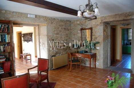 A Coruña. Hotel rural en venta