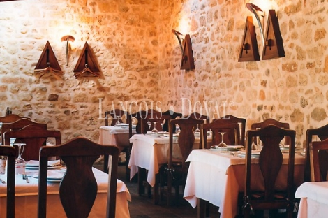 Villanueva de la Lastra. Burgos Hotel con encanto en venta