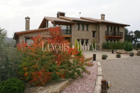 Comarca del Solsonès. Lleida Hotel con encanto en venta