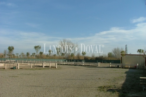 Termens. Lleida Centro hípico en venta