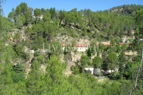 Segura de La Sierra. Jaén Complejo turístico y proyecto hotelero o residencial en venta.