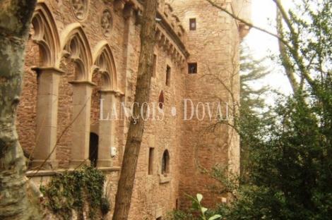 Osona. Barcelona Castillo en venta