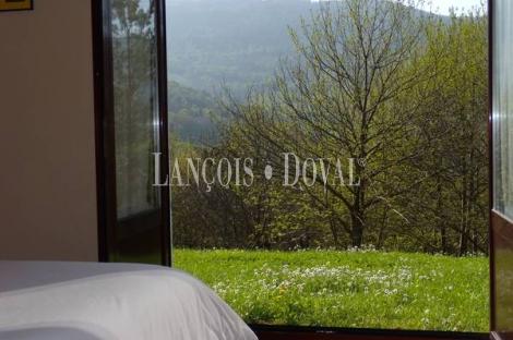 Asturias Hotel rural y centro ecuestre en venta