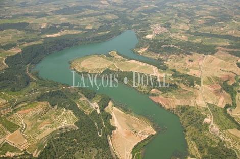 Provincia Tarragona. Priorat Proyecto complejo turístico en venta