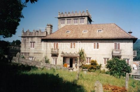 San Xoan de Poio. Pontevedra. Pazo en venta ideal hotel con encanto.