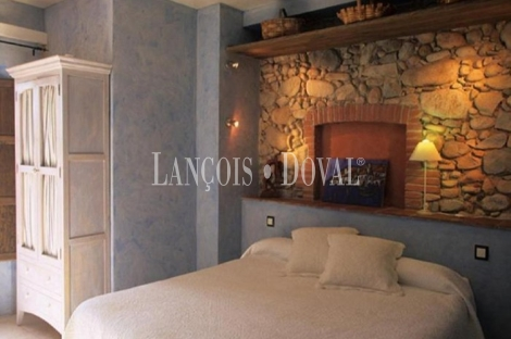 Les Guilleries. Girona Hotel rural y restaurante en venta