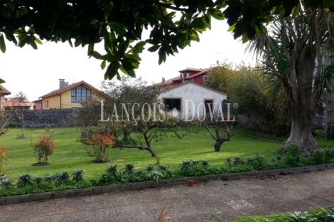Llanes Casa Indiana en venta.  Asturias propiedades singulares.